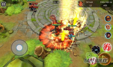 Game Moba Moi Nhat Cho Android