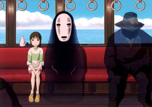 The Academy of Motion Picture Arts and Sciences will expand its three-month celebration of anime with a screening of the 2002 Oscar¨-winning animated feature ÒSpirited AwayÓ on Friday, July 17, at 7:30 p.m., and ÒA Tribute to Animation Master Hayao MiyazakiÓ on Tuesday, July 28, at 7:30 p.m. Both events will take place at the AcademyÕs Samuel Goldwyn Theater and will include extended gallery hours for the AcademyÕs ongoing exhibition ÒANIME! High Art Ð Pop Culture.Ó Pictured here: SPIRITED AWAY, 2002.